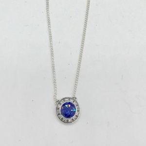 N2797 Retired Alluring Azure Silpada Necklace (b)